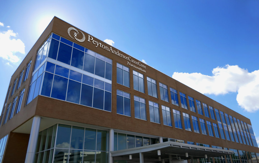 Peyton Anderson Cancer Center Building