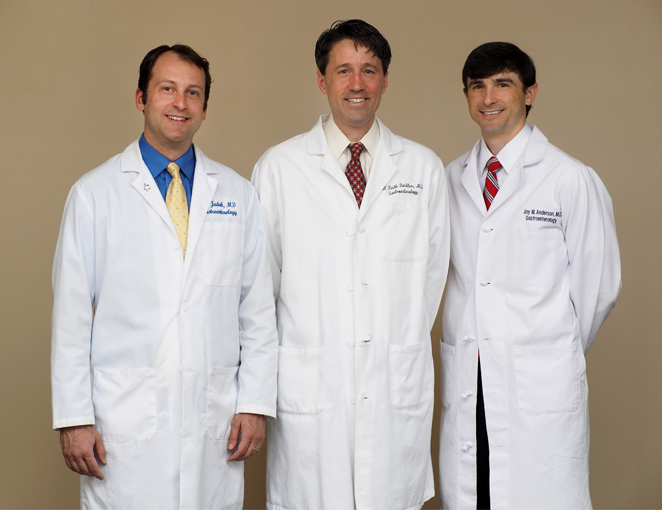 Gastroenterology Center doctors