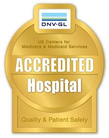 DNV-GL Accredited Hospital