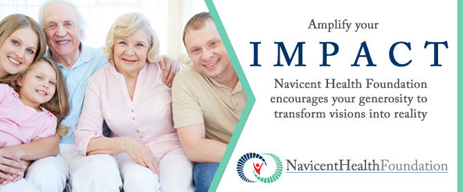 Navicent Health Foundation Banner