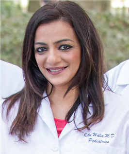 Walia Ritu, MD, Pediatric Gastroenterology